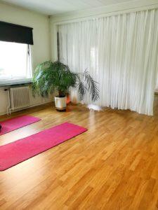 Yoga, andas, rehab och prehab